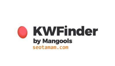 شرح أداة KWFinder أفضل أداة لاستخراج الكلمات المفتاحية