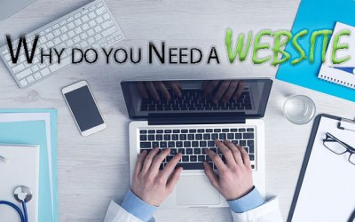 Why do you Need a Website – 20 Points