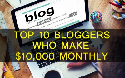 People Who Are Earning More Than $10000 Through Blogging