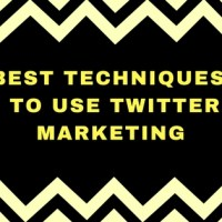 11 Best Techniques on How to use Twitter for Marketing