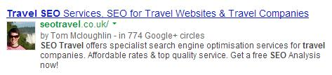 seotravel authorship