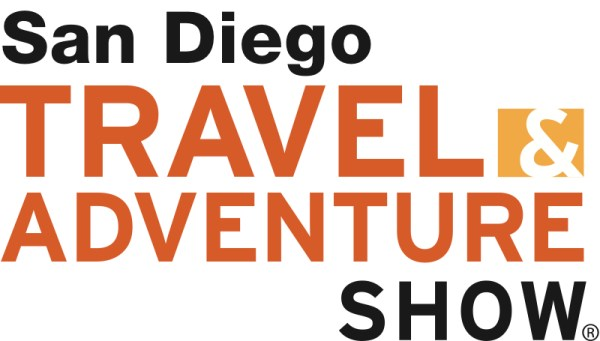 San Diego Travel & Adventure Show Logo