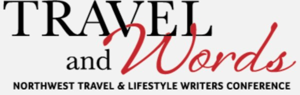 Travel & Words Conference Logo