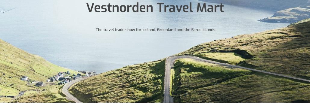 Vestnorden Travel Mart Banner