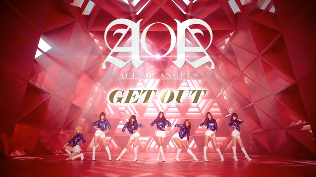 """Get Out:"" AOA's Indecisiveness At Its Fullest – seoulbeats"
