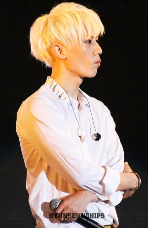 20130622_beast_hyunseung_blonde_hair