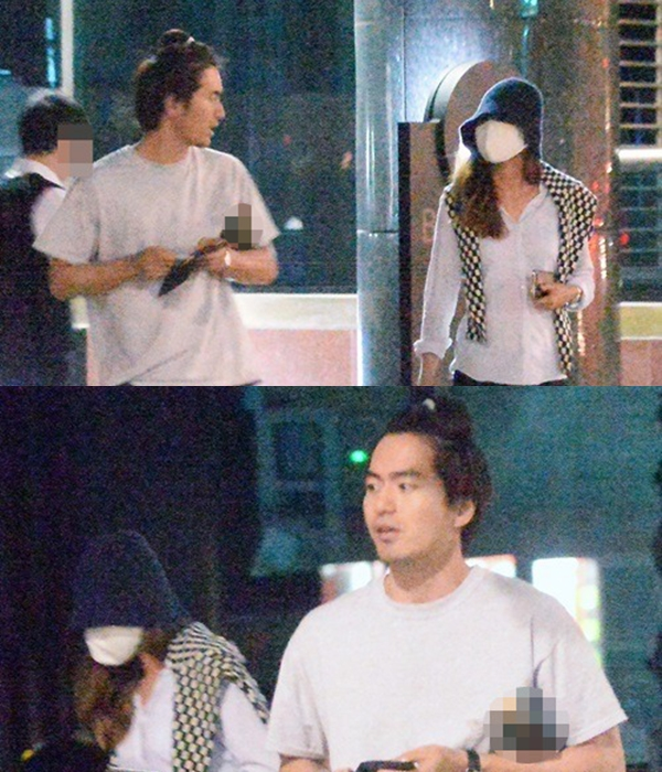 gong hyo jin dating lee wook latest