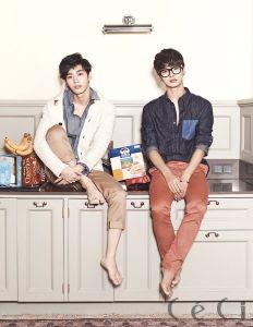 20140110_seoulbeats_n and hongbin