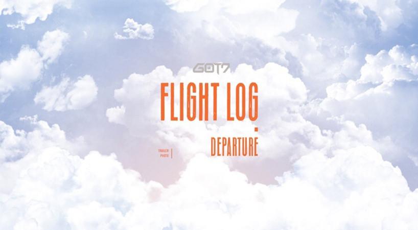 Got7 Flight Log Departure