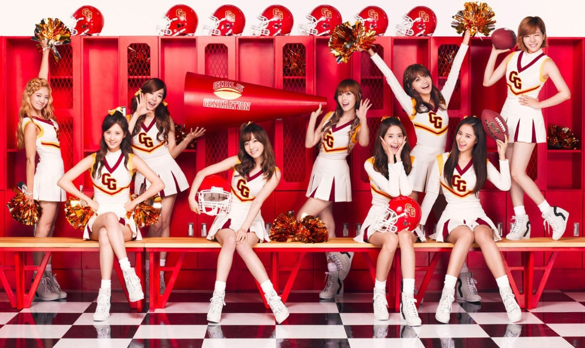 The Staying Power of SNSD