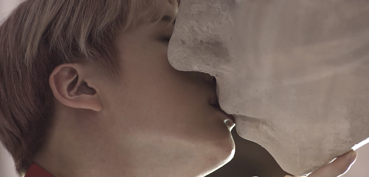 Boy Meets Art: BTSs Blood Sweat Tears as Künstlerroman