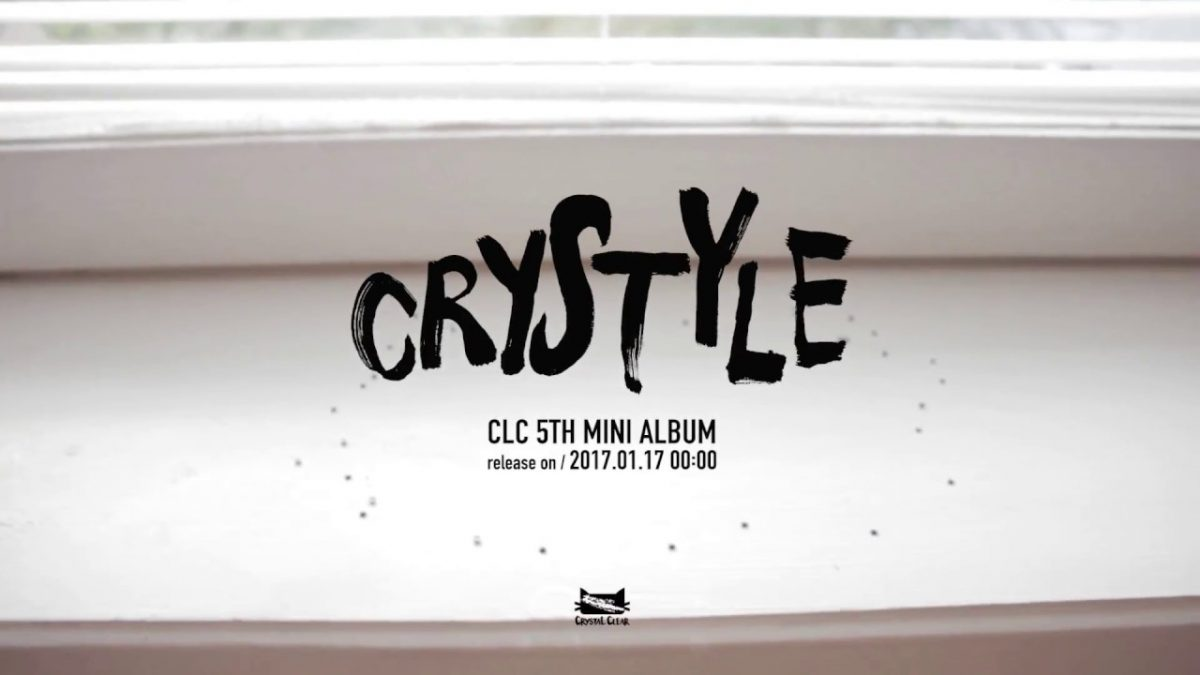 "CLC Channels 4Minute with ""Crystyle"""