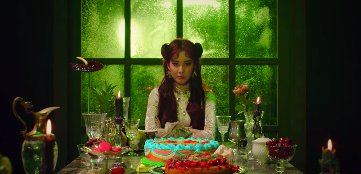 "Seohyun is Decidedly Devious in ""Don't Say No"""