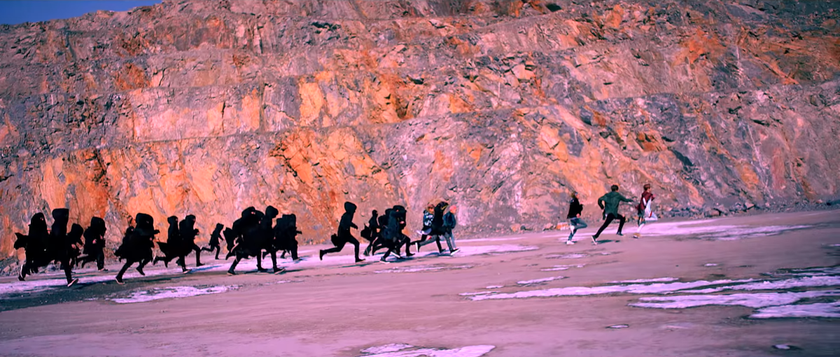 BTS Challenges Their Haters in Not Today