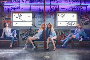 EXID Gets Sensual For Night Rather Than Day