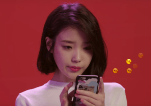 IU Asserts Herself with Palette