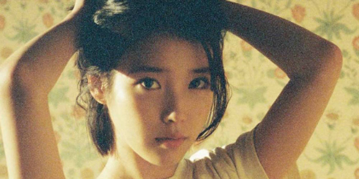 IU Paints a Masterpiece with Palette
