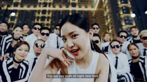 Psy Tropes on Full Display in New Face MV