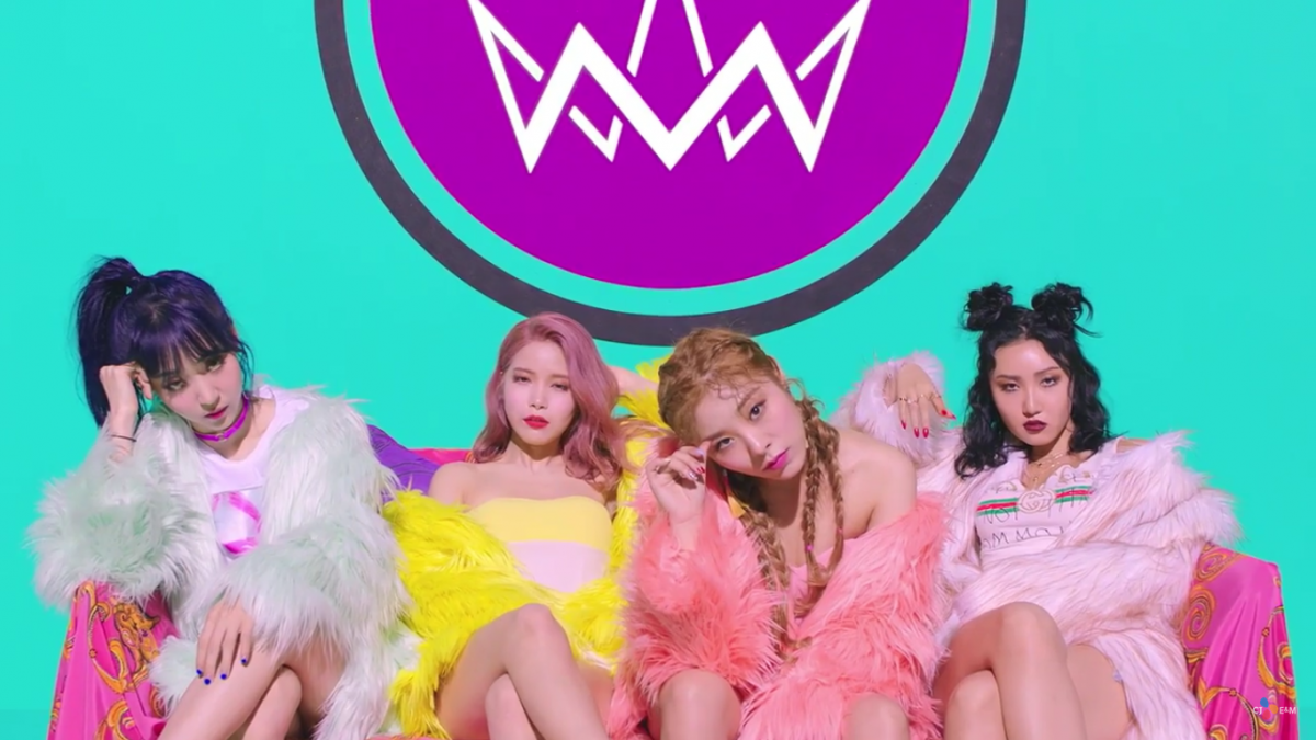 """Mamamoo is Funny and Confident in """"Yes I Am"""" MV"""