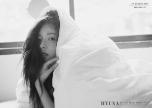 Following Shows a Subdued and Introspective Hyuna