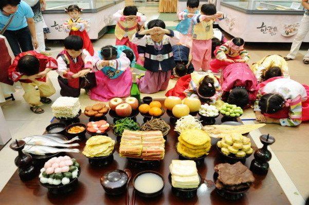 Image result for chuseok