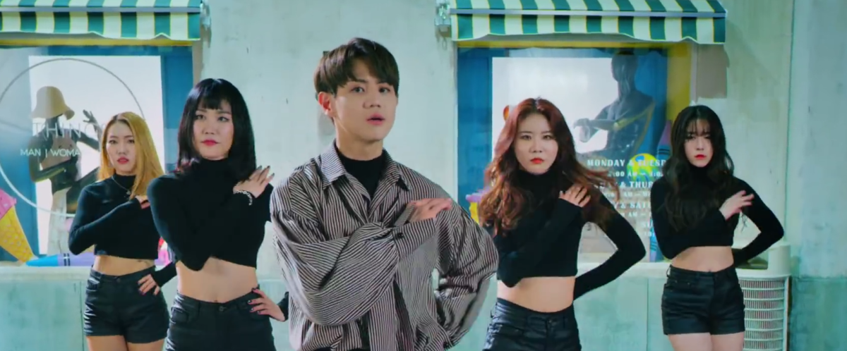 "Yoseob's ""Where I am gone"" Chooses Visual Over Lyrical Brilliance"