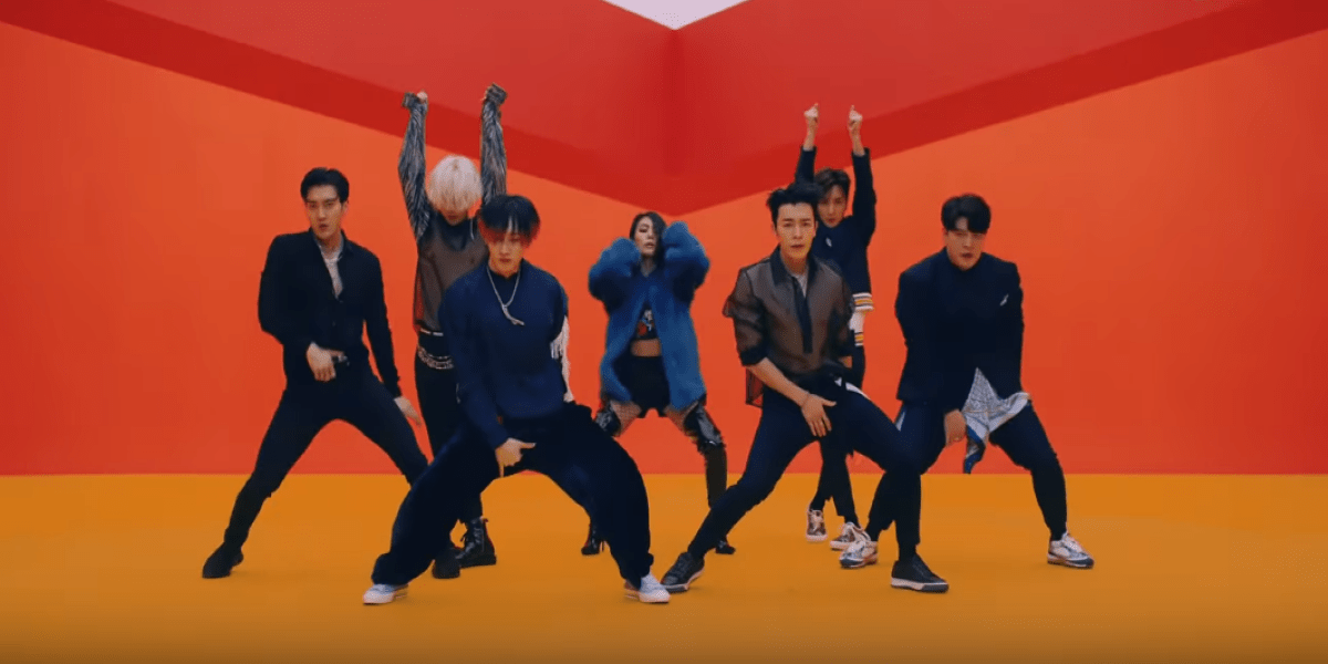 """""""Lo Siento"""" Is a Fiery Collaboration Between Super Junior and Leslie Grace"""