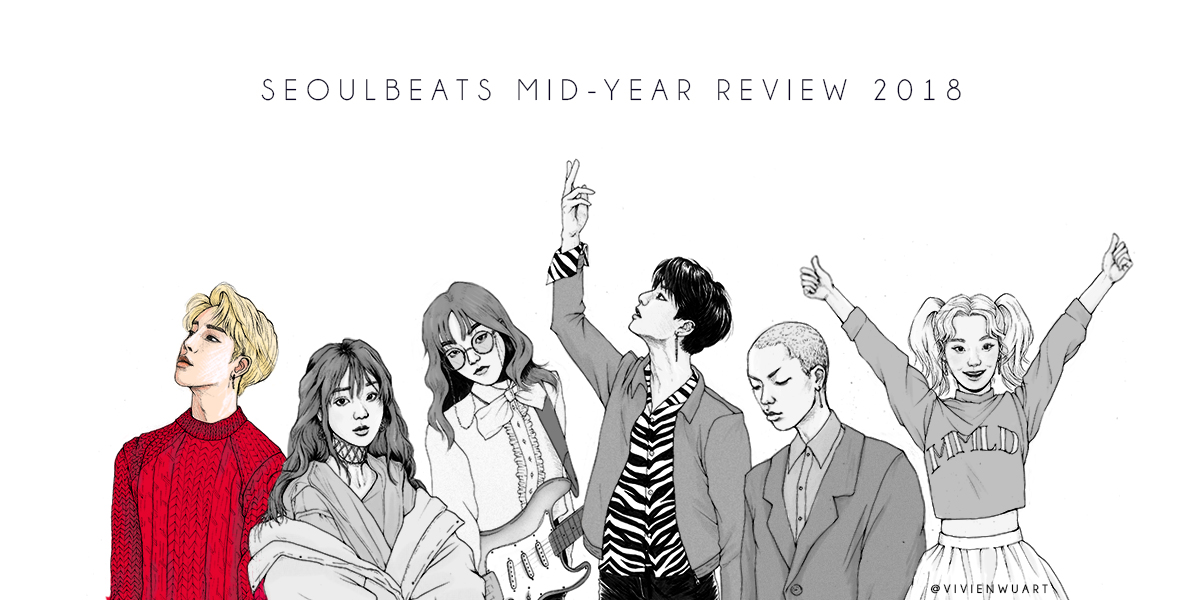 SB Mid-Year Review, 2018: Albums Out Of Left Field