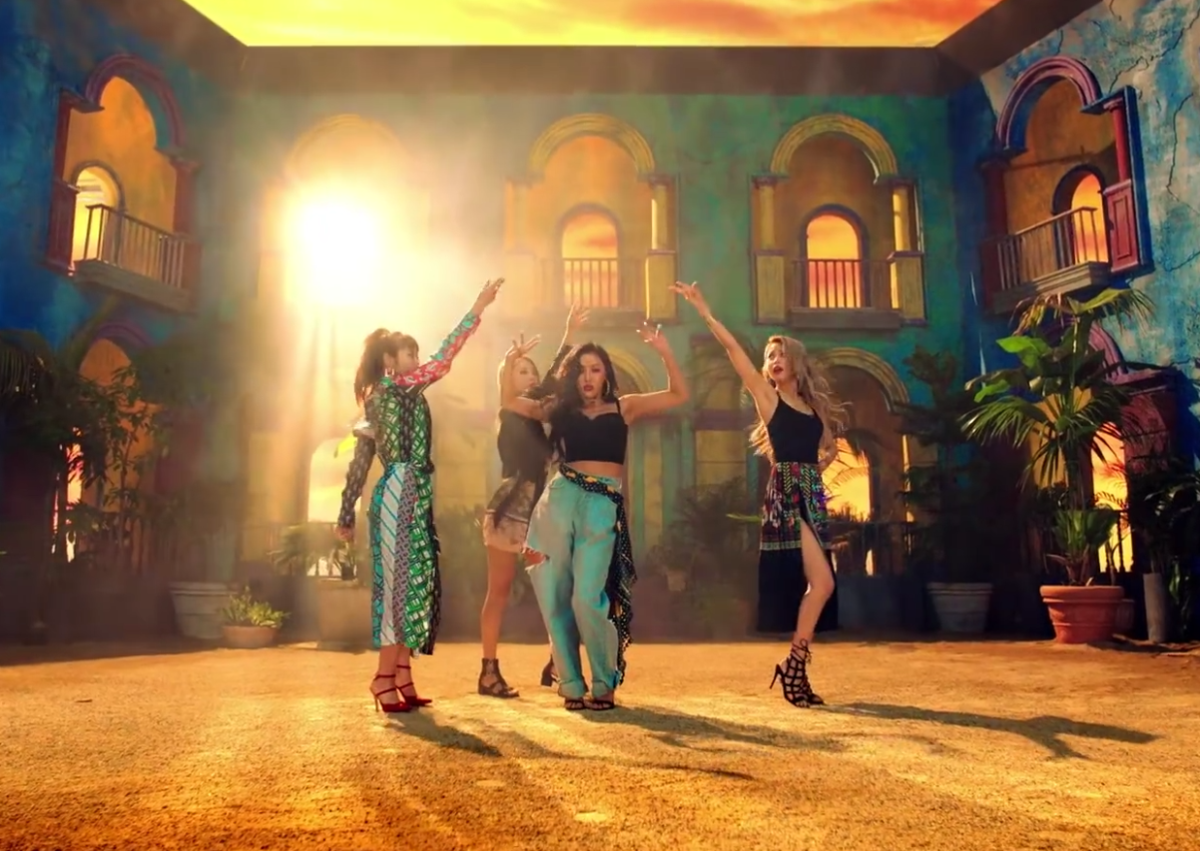 "Mamamoo's ""Egotistic"" is a Visual and Aural Mismatch"