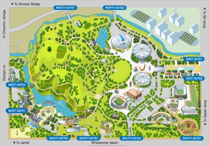 source : www.olympicpark.co.kr