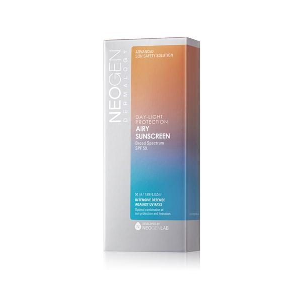 NEOGEN DERMALOGY DAY-LIGHT PROTECTION AIRY SUNSCREEN SPF50+ 2