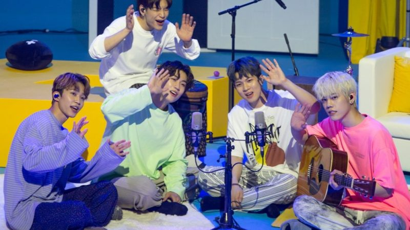 """N.Flying Shines With Their Electrifying Live Performance Of """"STARLIGHT"""""""