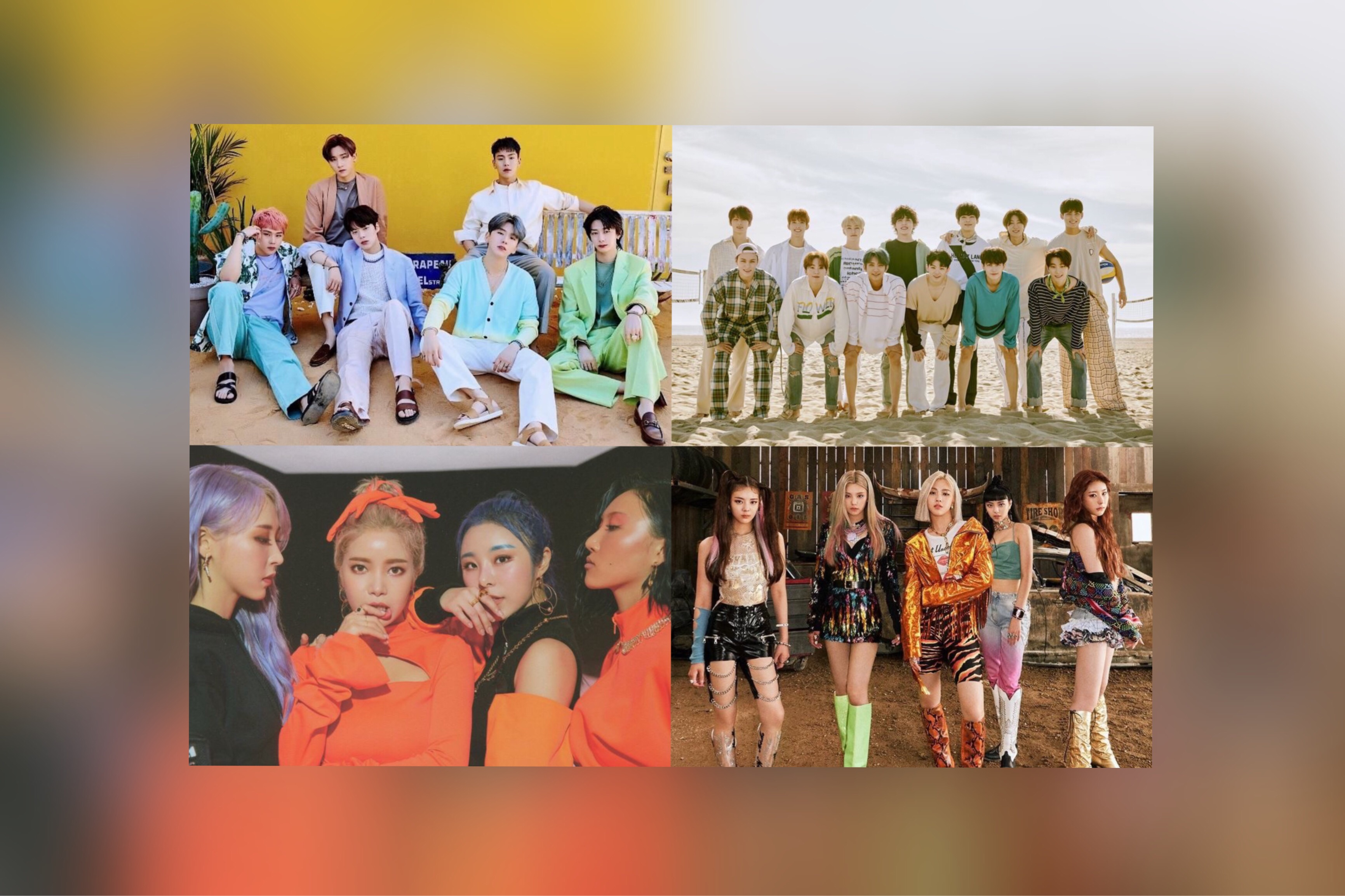 "MONSTA X, Seventeen, MAMAMOO & ITZY To Headline SBS' ""2020 Super On:tact"" Concert"