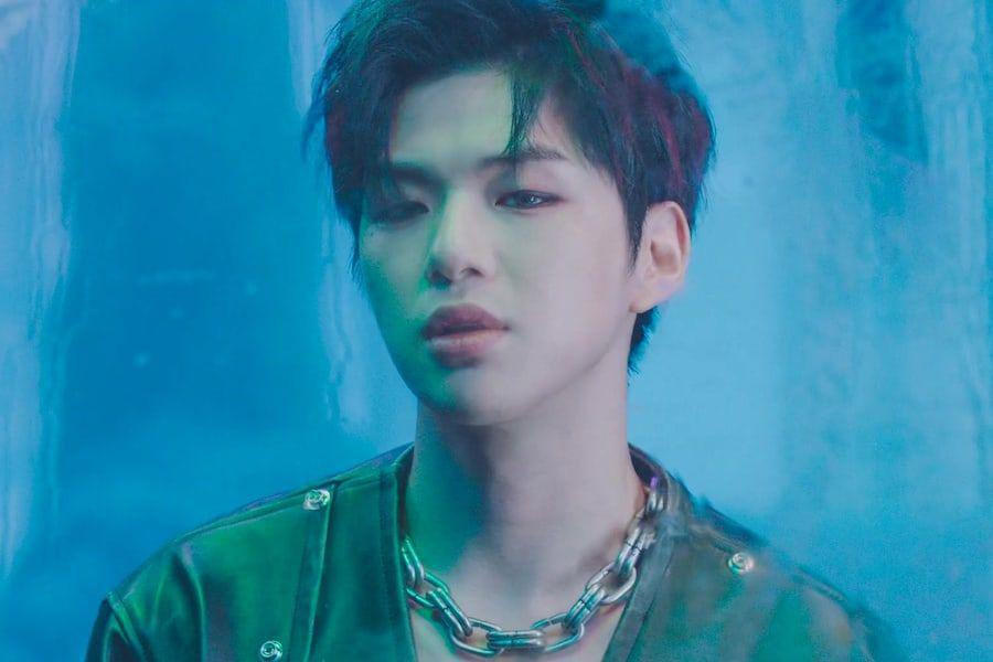 """A Look Into: Kang Daniel Paints A Colorful Summer With His Album """"MAGENTA"""""""
