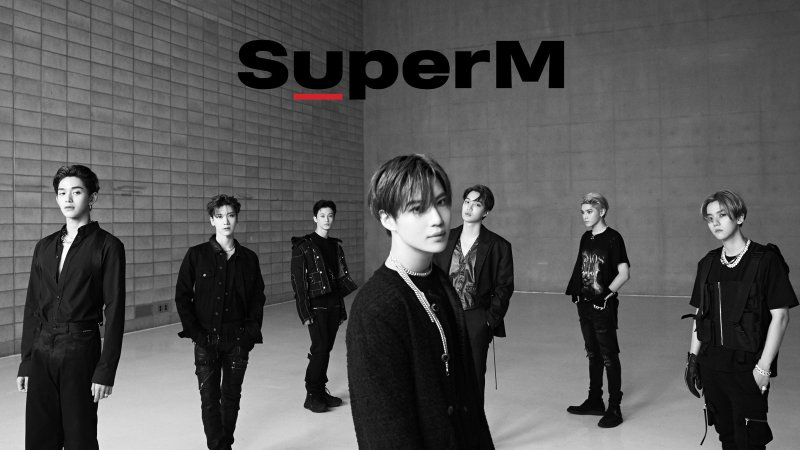 """SuperM Announces Their First Full Album Project """"Super One"""""""