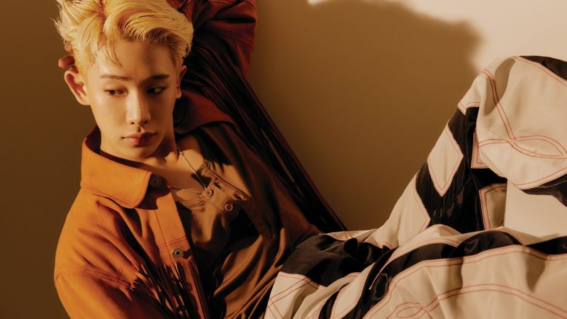 Wonho Looks Picture Perfect In A Pictorial For 1st Look Magazine
