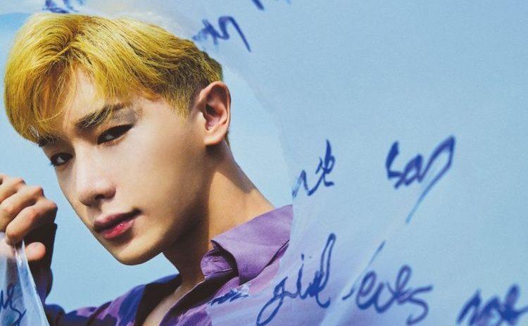 "Wonho's Debut Album ""Love Synonym"" Enters Six Billboard Charts"