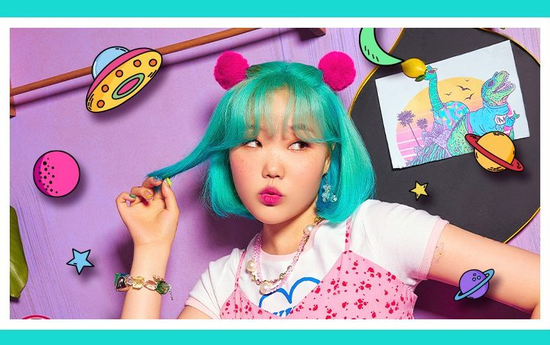 """AKMU's Lee Suhyun Reveals A Galactic New Track Titled """"Alien"""""""