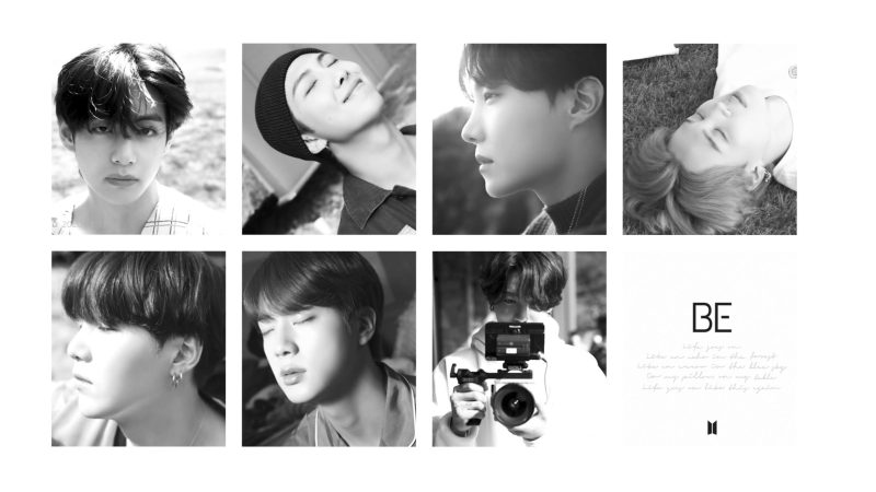 """BTS Delivers A Message Of Comfort With Their Compelling Tunes In """"BE"""""""