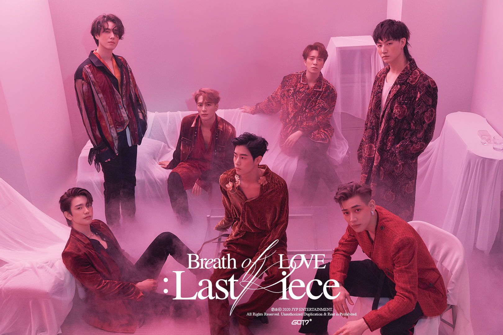 """GOT7 Spellbinds In New Teaser Image For """"Breath of Love : Last Piece"""""""