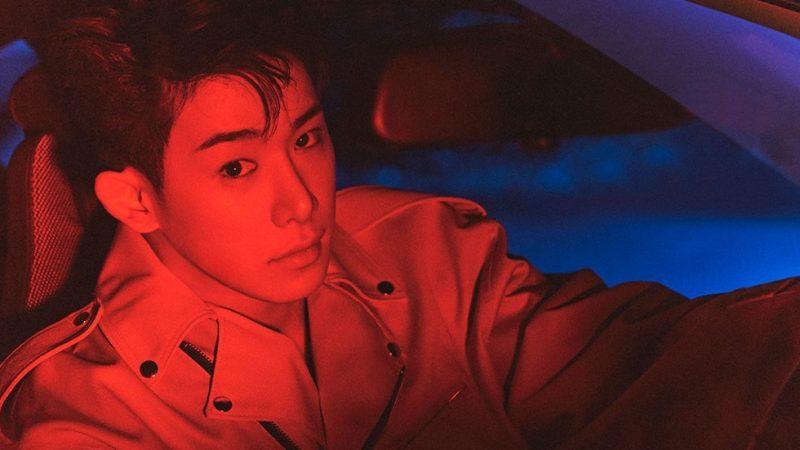 Wonho Looks Dangerously Dashing In Dazed Korea's Pictorial