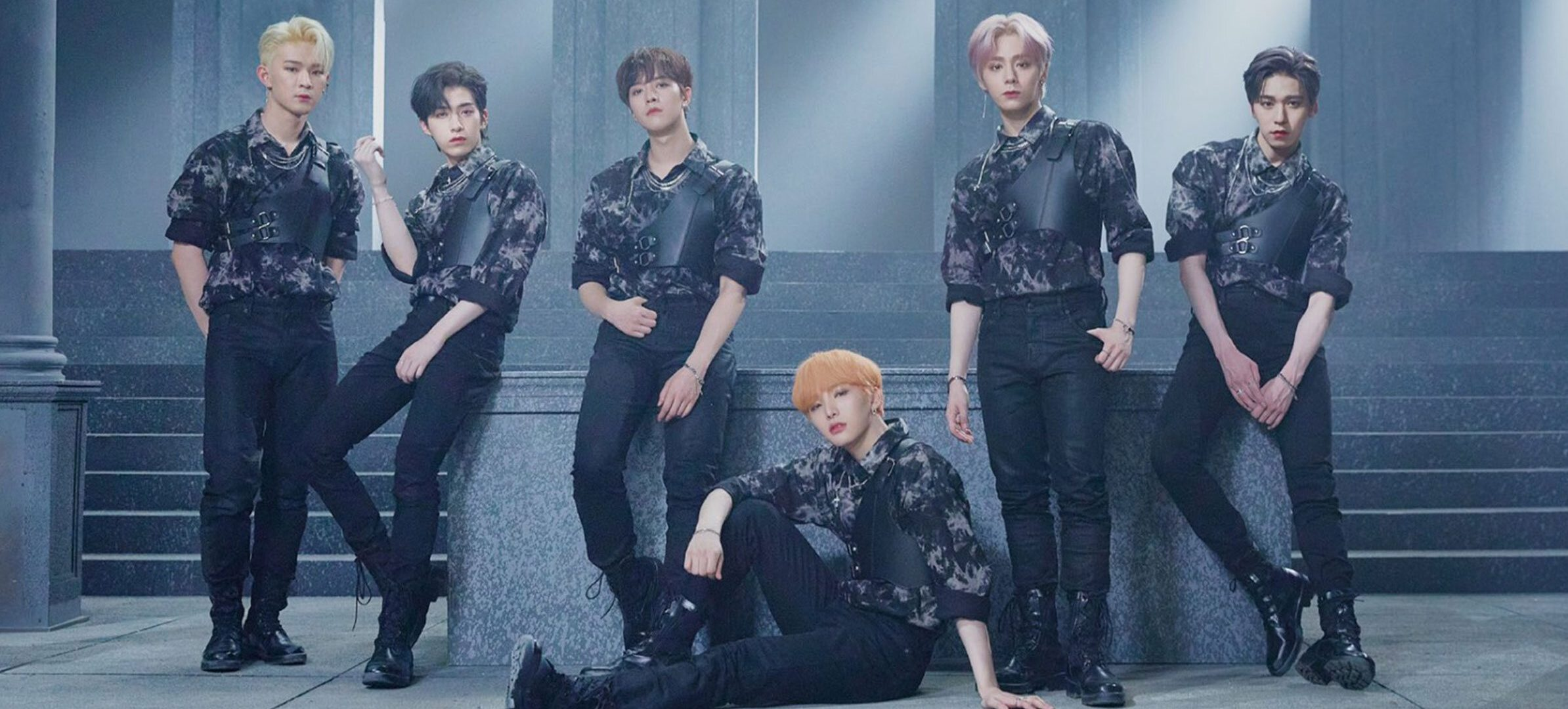 ONEUS Gears Up For Their Upcoming Comeback
