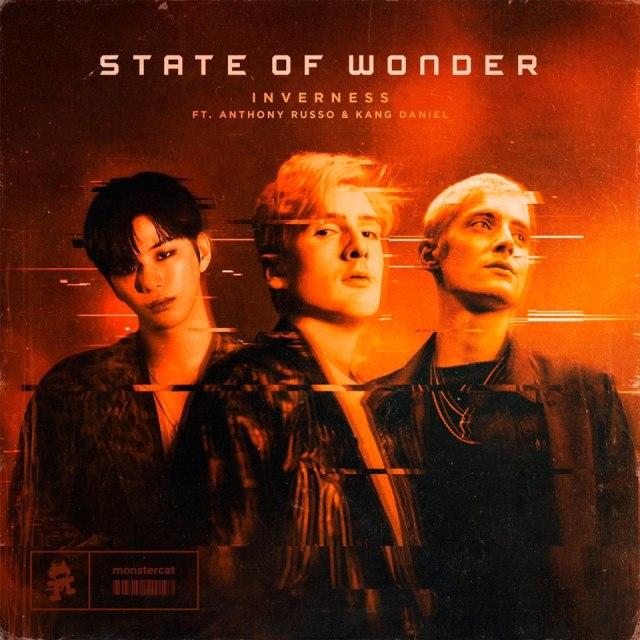 Kang Daniel State of Wonder