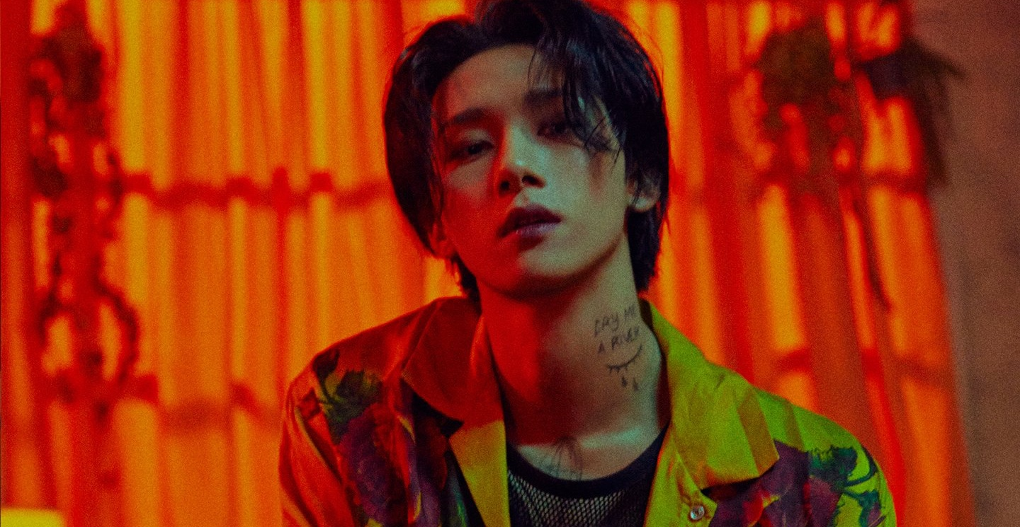 """MONSTA X's I.M Slays In His Second Concept Photos For """"DUALITY"""""""