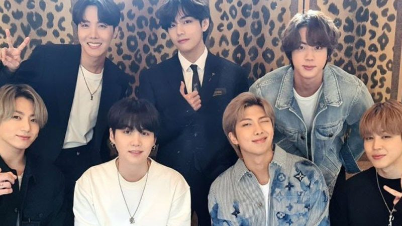 """BTS Announce Their Upcoming Digital Single """"Butter"""""""