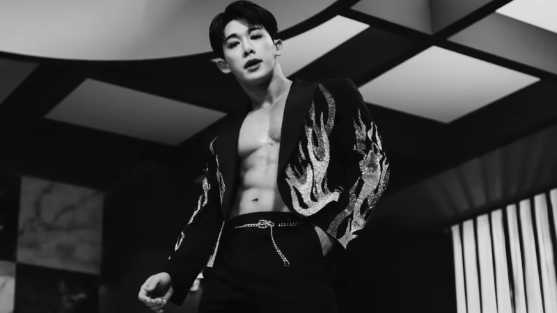 Wonho Evinces His Global Popularity With His Fabulous Feats