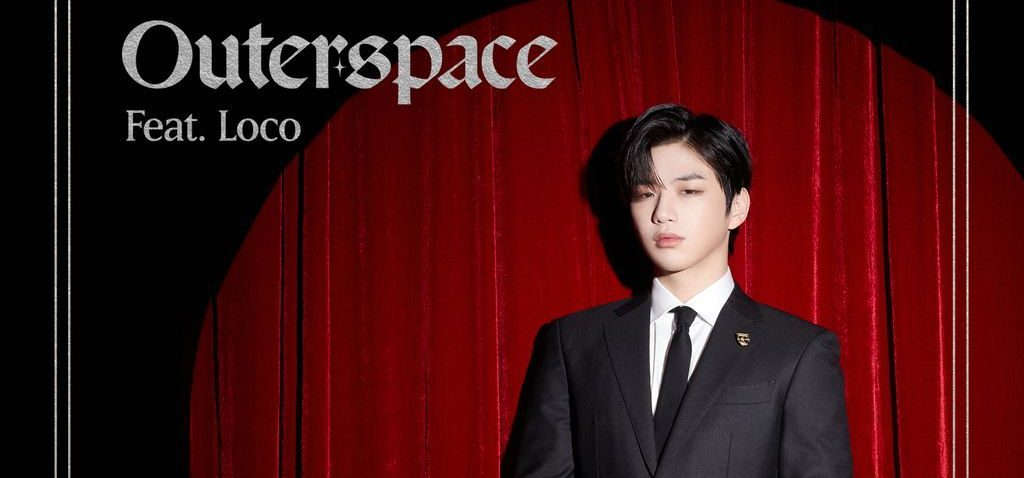 """Kang Daniel Prepares To Drop A Dynamic New Single Titled """"Outerspace (Feat. Loco)"""""""