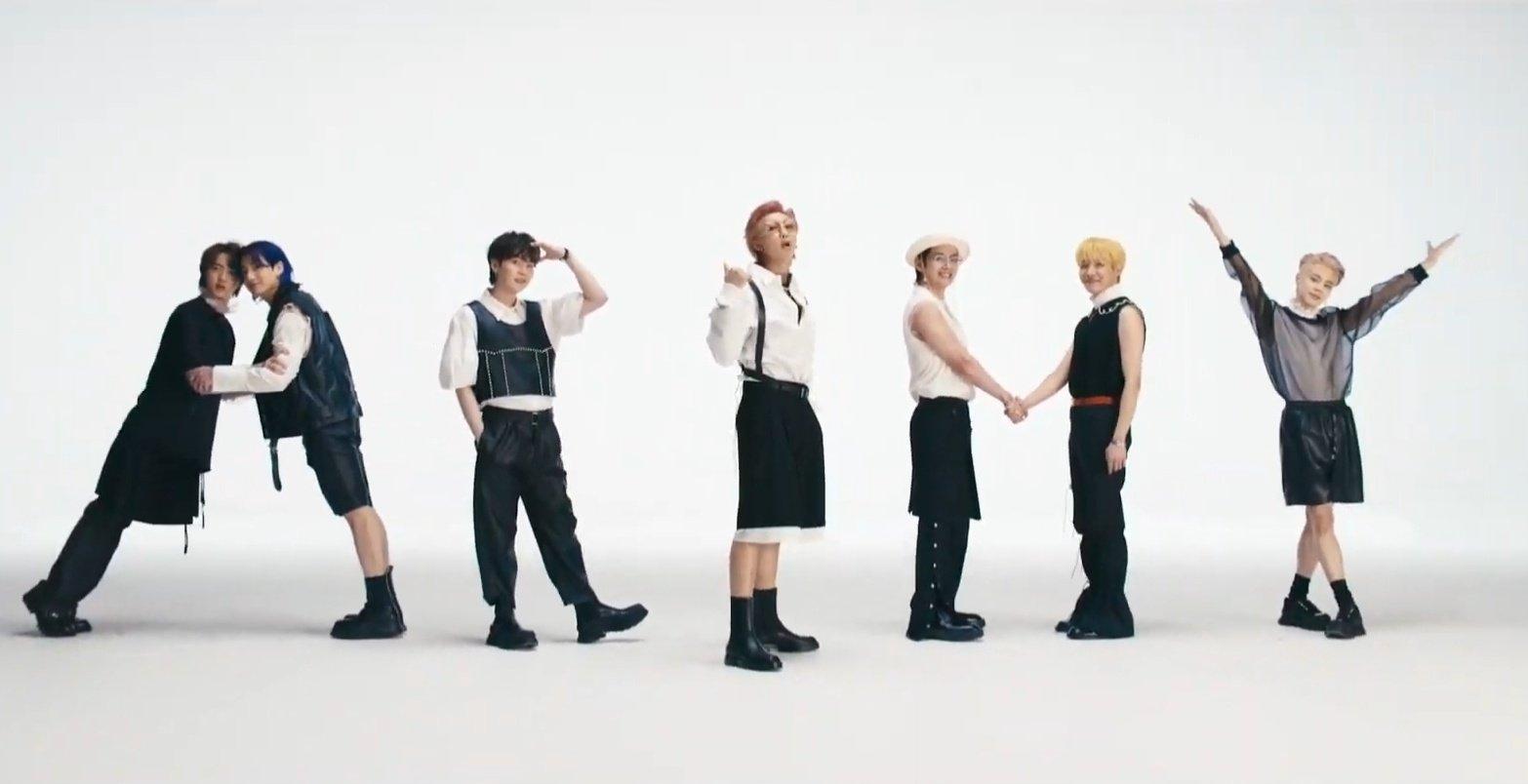 """BTS Got That Superstar Glow In Their Smooth """"Butter"""" MV"""