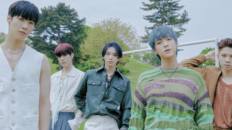 N.Flying Charms In Refreshing Jacket Posters For Their Upcoming Album