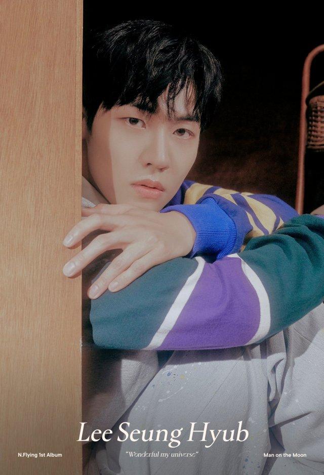 N.Flying Lee Seung Hyub